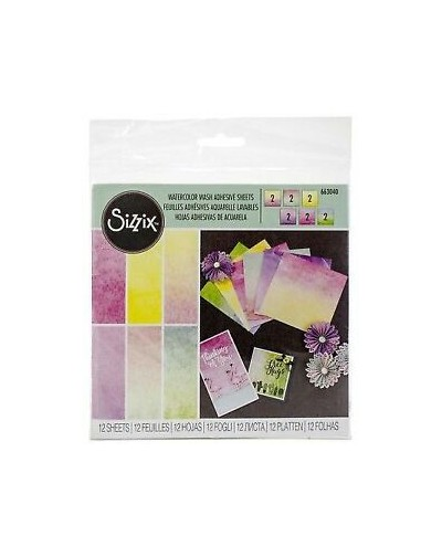 Papermania 12 X Hoja De 12 Pulgadas Lisos Acetato paquete de 10